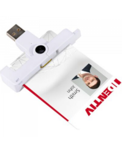 Identiv SmartFold SCR3500 USB Smart Card Reader-USB Type A