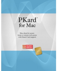 MAC Middleware - Thursby PKard™ for Mac OS X *Non-refundable*